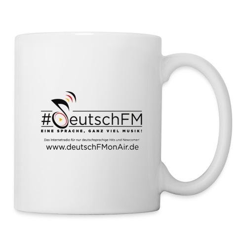 deutschFM - eine Sprache, ganz viel Musik ! - Tasse