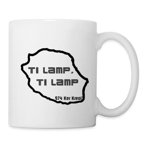 Ti lamp ti lamp - Mug blanc