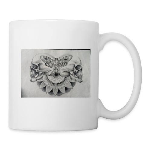 Skulls'N'Sphinx - Mug blanc
