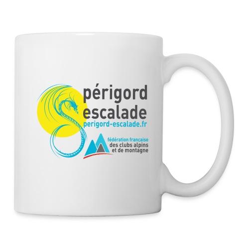 Périgord Escalade - Mug blanc