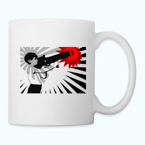 Peace Please - Mug