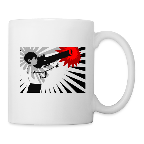 Peace Please - Mug