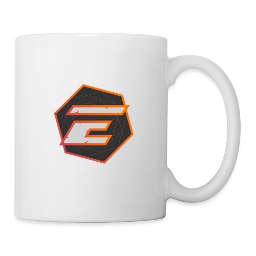 EximmaTv Logo - Mug blanc