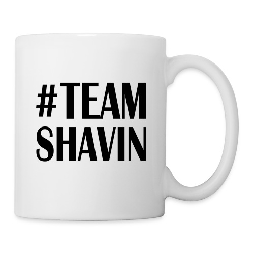 TeamShavin - Tasse