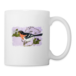 Brambling and Berries - Mug