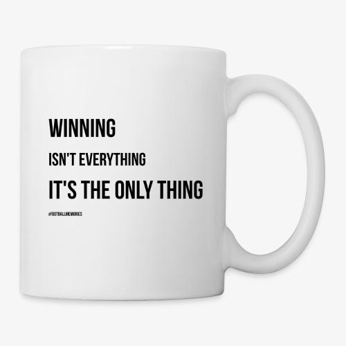 Football Victory Quotation - Mug
