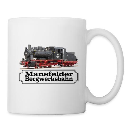 mansfelder bergwerksbahn dampflok 3 - Tasse