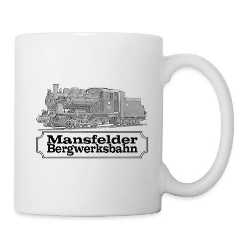 mansfelder bergwerksbahn dampflok 2 - Tasse