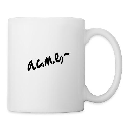 acmeproductionswhite - Tasse