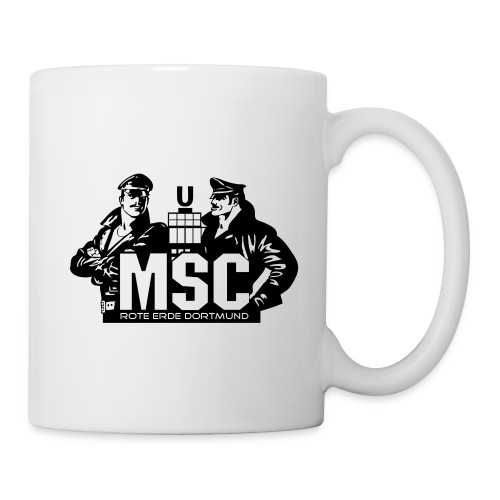 MSC logo spreadshirt - Tasse