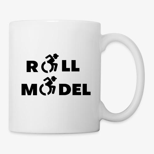 Rolstoel roll model 003 - Mok