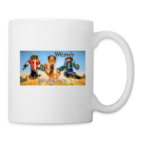 wizards and wrenches - Mug