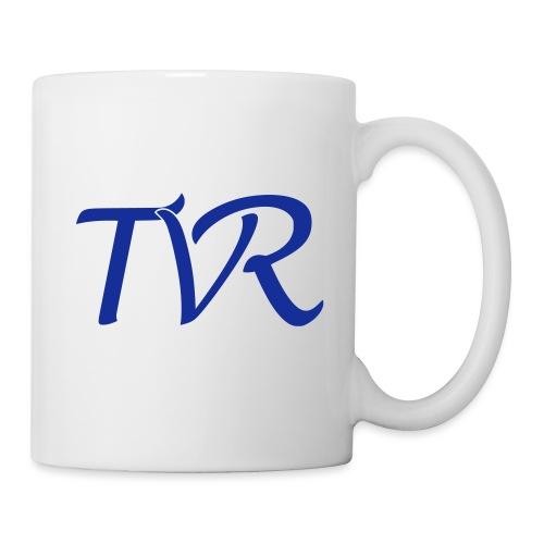 tvr_vektor_weiss - Tasse