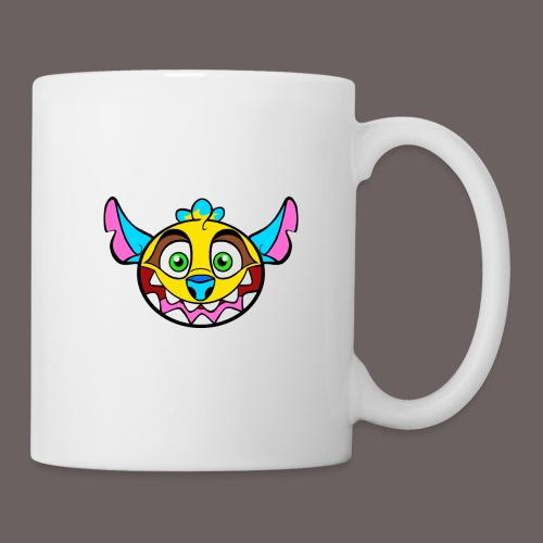 SCOOLY - Mug blanc
