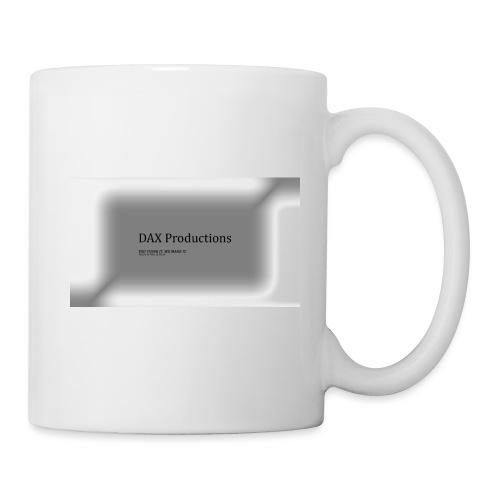 DAX Productions kledinglijn - Mok
