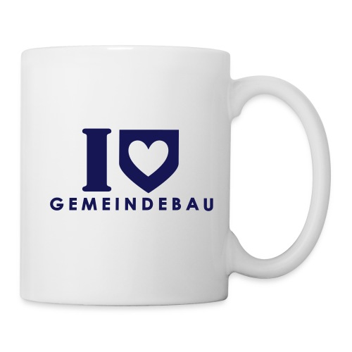 i love gemeindebau - Tasse