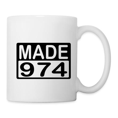 Made 974 - v2 - Mug blanc