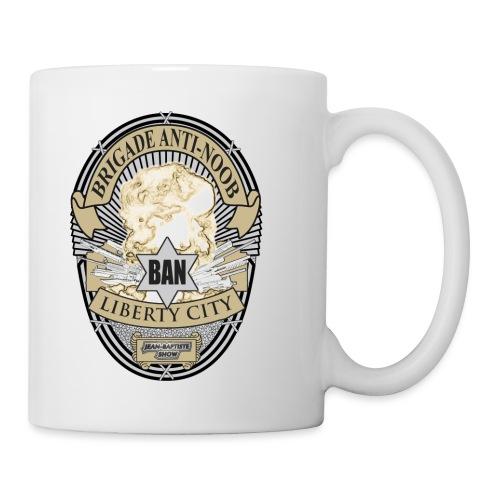 user1798 1247605773 Badge 2000 in Color322223 png - Mug blanc