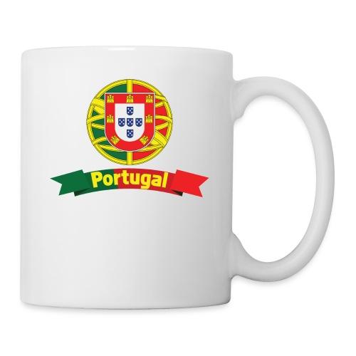 Portugal Campeão Europeu Camisolas de Futebol - Mug