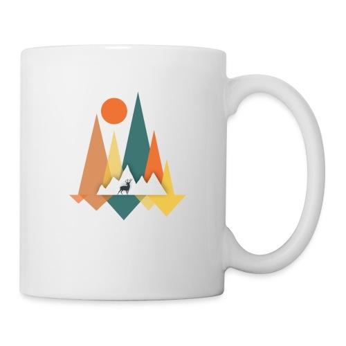 Berge - Tasse