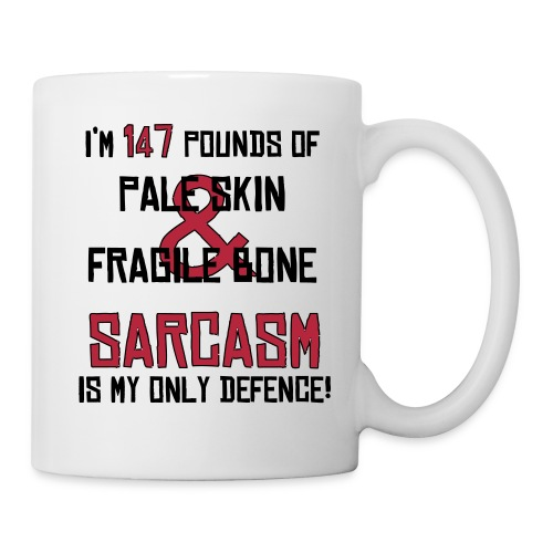 Sarcasm 2 - Mug