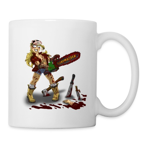 Chainsaw Girl - Classic Women's T-shirt - Mug