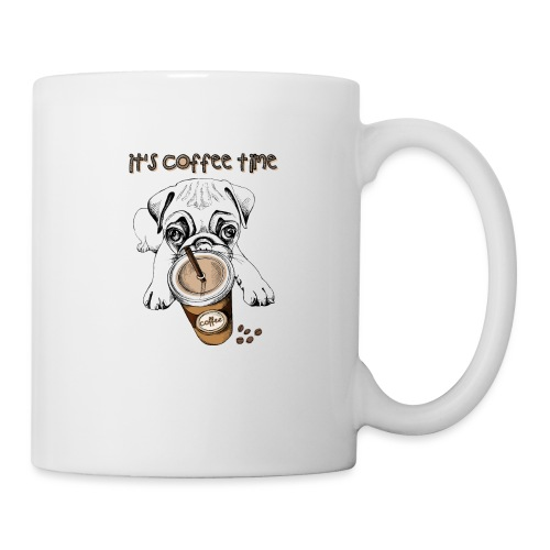 Its coffee time Design - Tasse