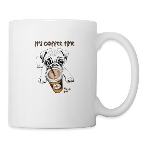 Its coffee time Design - Tasse