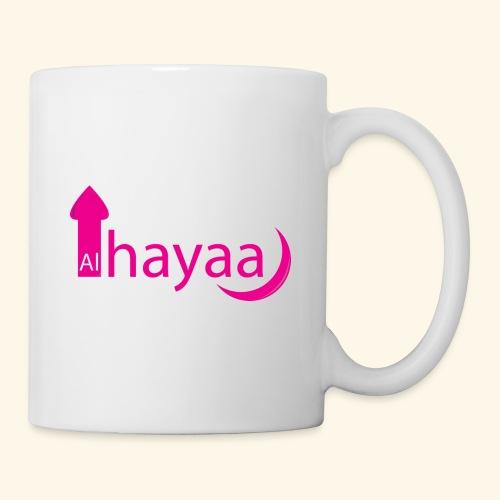 Al Hayaa - Mug blanc