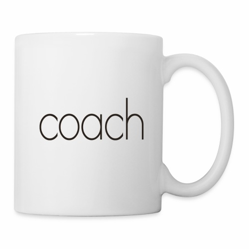 coach text - Tasse
