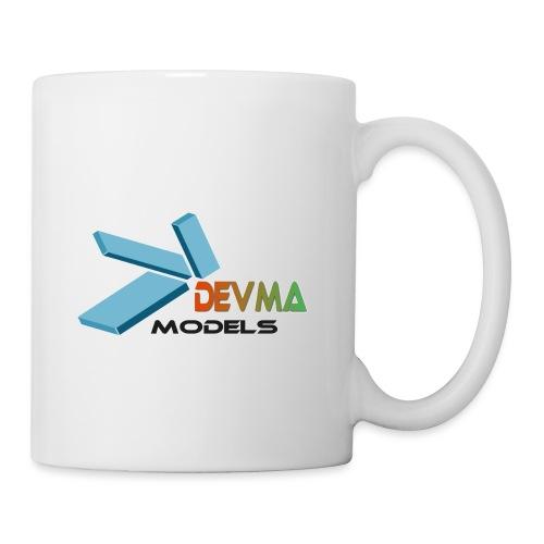 Devma Models Logo - Tasse
