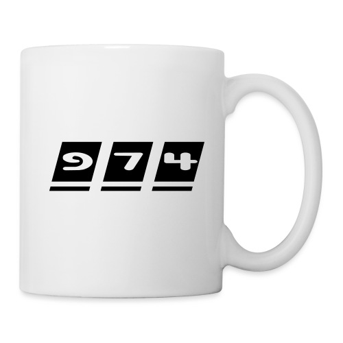 974, La Réunion - Mug blanc