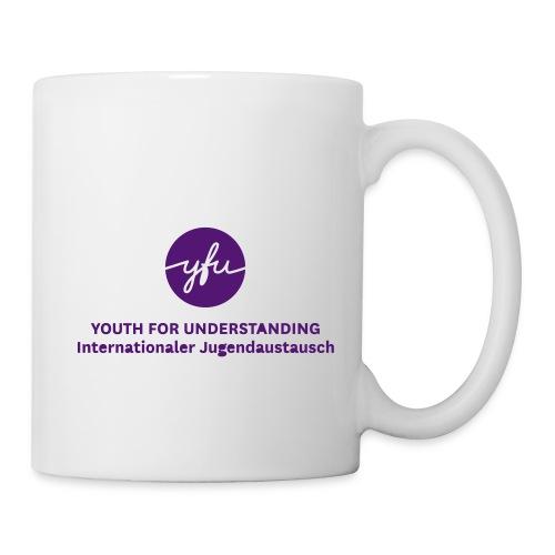 YFU Main Logo cmyk - Tasse