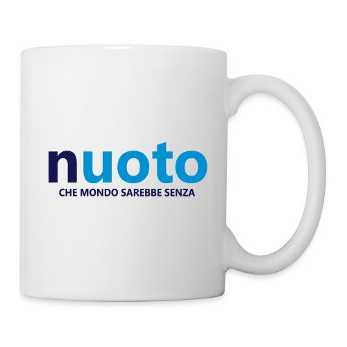 NUOTO - CHE MONDO SAREBBE - Tazza
