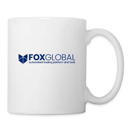 Logo unicolor hor - Mug