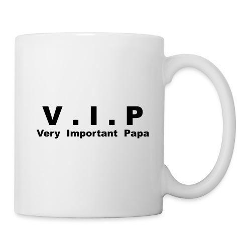 Vip - Very Important Papa - Mug blanc