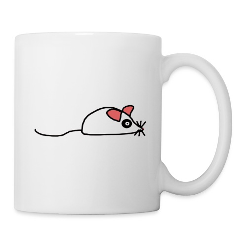 maus Ratte Mäuschen - Tasse