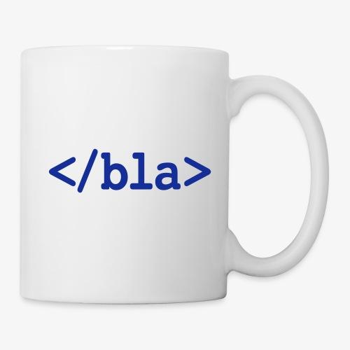 Bla HTML - Tasse