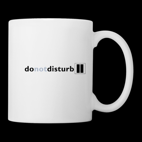 donotdisturb clothing range - Mug