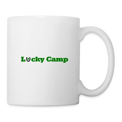 Glücksbringer Camp - Tasse