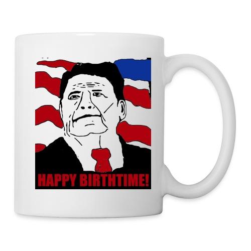 Reagan Cakeface - Mug