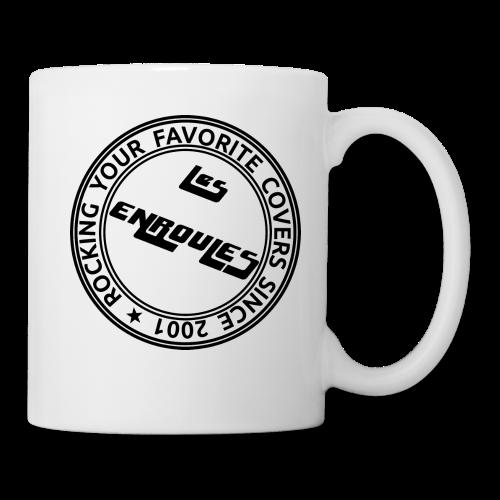 Badge - Mug blanc