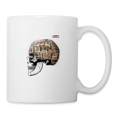 GSF MIND FULL OF BOOKS DESIGN - Tasse