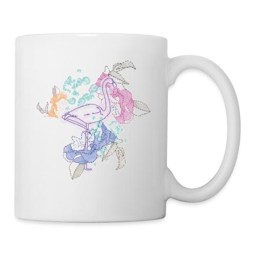 peacock - Mug