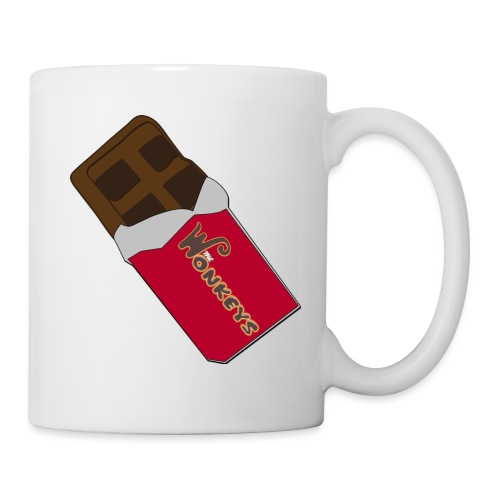 The Wonkeys Chocolate Edition - Tazza