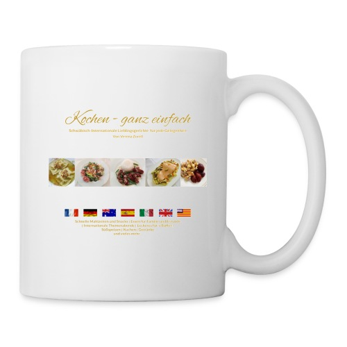 Kochen ganzeinfach - Tasse