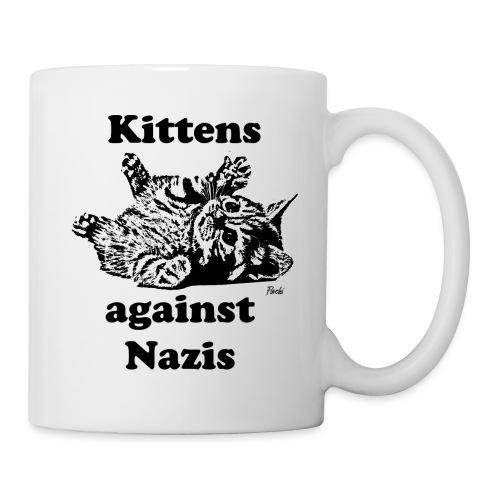 kittensagainstnazis - Tasse
