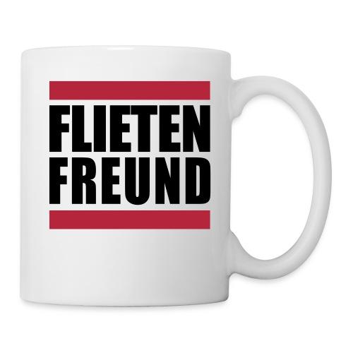 Flieten Freund - Tasse
