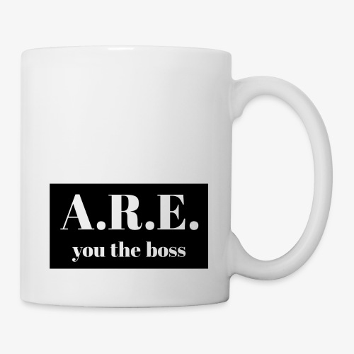 AREyou the boss - Mug