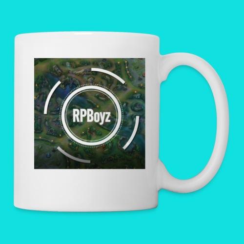 RPBoy Logo - Tasse